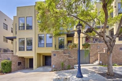 1520 10th Ave, San Diego, CA 92101 - MLS#: 180045337