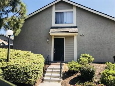 7438 Tooma St UNIT 155, San Diego, CA 92139 - MLS#: 180045386
