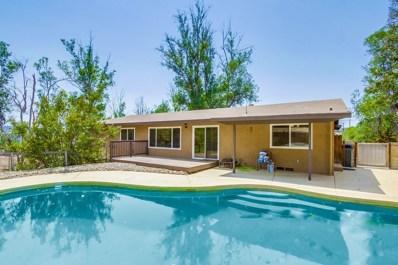 10957 Valle Vista Rd, Lakeside, CA 92040 - MLS#: 180045415