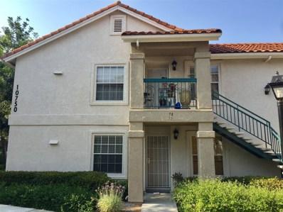 10750 Aderman Ave UNIT 78, San Diego, CA 92126 - MLS#: 180045435