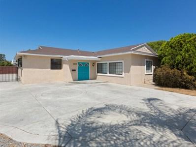 6602 Crawford St, San Diego, CA 92120 - #: 180045528