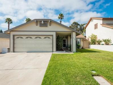 2743 Lungos Court, San Diego, CA 92154 - MLS#: 180045572