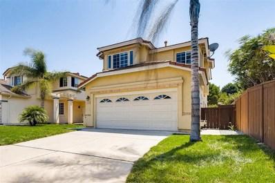 1250 La Crescentia Drive, Chula Vista, CA 91910 - MLS#: 180045603