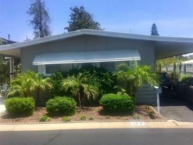 525 W El Norte Pkwy UNIT 154, Escondido, CA 92026 - MLS#: 180045606