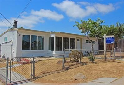 928 42Nd St, San Diego, CA 92102 - MLS#: 180045607
