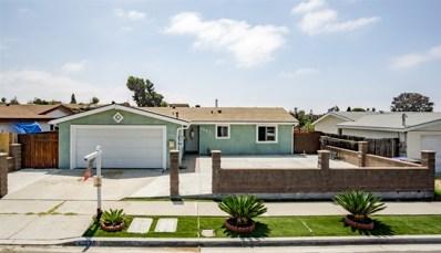 4983 Bunnell St, San Diego, CA 92113 - MLS#: 180045611