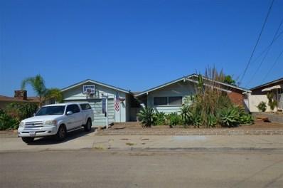 3074 Lloyd St, San Diego, CA 92117 - MLS#: 180045622