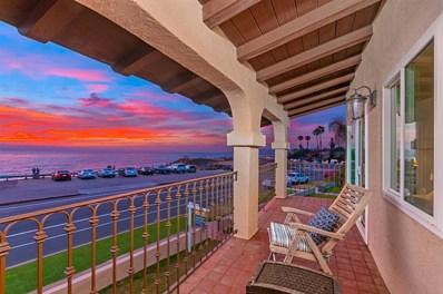 1177 Sunset Cliffs Blvd, San Diego, CA 92107 - MLS#: 180045632