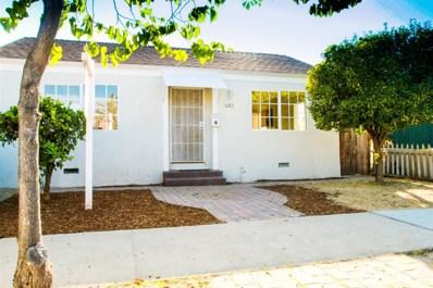 1082 Madison Ave, Chula Vista, CA 91911 - MLS#: 180045643