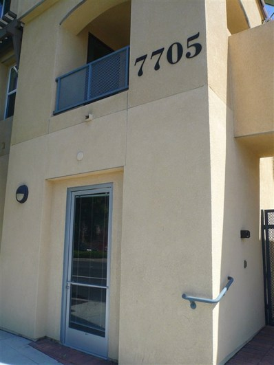 7705 El Cajon Boulevard 1, La Mesa, CA 91942 - MLS#: 180045667