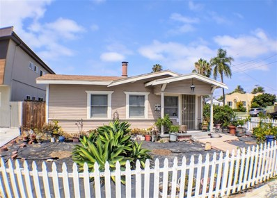 4780 Mansfield St, San Diego, CA 92116 - MLS#: 180045697