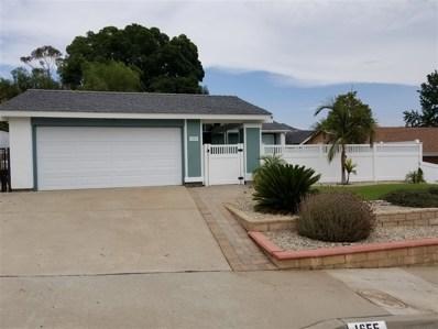 1655 Arnheim Ct, El Cajon, CA 92021 - MLS#: 180045818