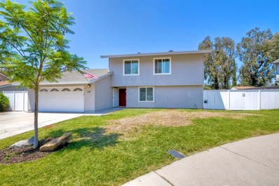 241 Blockton Rd, Vista, CA 92083 - MLS#: 180045861