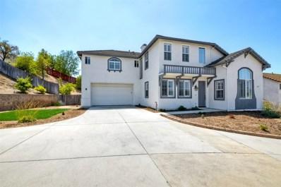 1147 Amelia Place, Escondido, CA 92026 - MLS#: 180045886