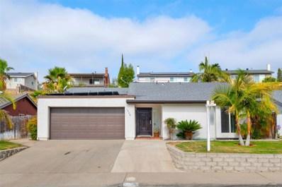 1738 Manfred Ct, El Cajon, CA 92021 - MLS#: 180045903