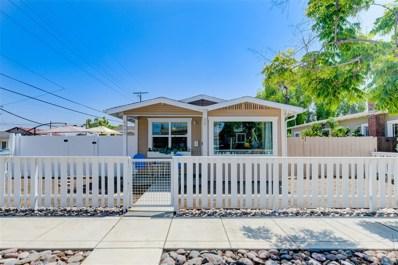 4495 Cherokee Ave, San Diego, CA 92116 - MLS#: 180045961