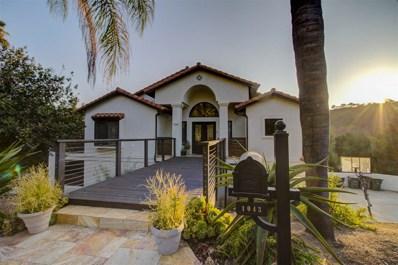 1043 Laura Lane, Escondido, CA 92025 - MLS#: 180045984