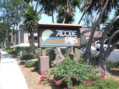 5503 Adobe Falls Rd UNIT 1, San Diego, CA 92120 - MLS#: 180046014