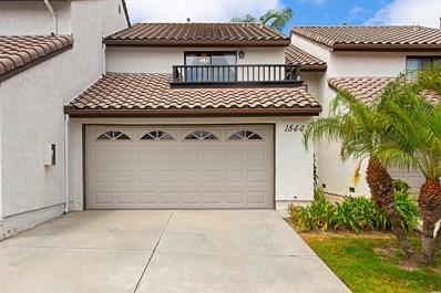 1844 Cottonwood Ave, Carlsbad, CA 92011 - MLS#: 180046017