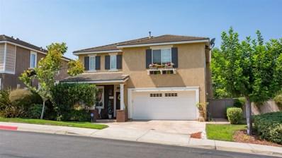 813 Sierra Verde, Vista, CA 92084 - MLS#: 180046098