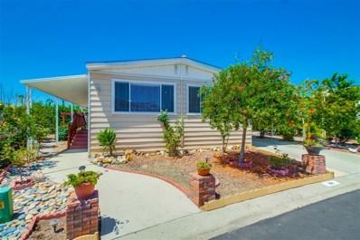 650 S Rancho Sante Fe Rd. UNIT 196, San Marcos, CA 92078 - MLS#: 180046110