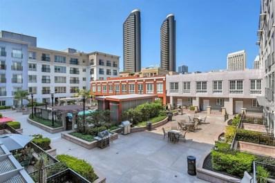 445 Island Avenue UNIT 410, San Diego, CA 92101 - MLS#: 180046196