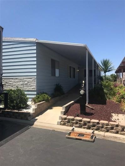 1195 La Moree Rd UNIT 43, San Marcos, CA 92078 - MLS#: 180046217