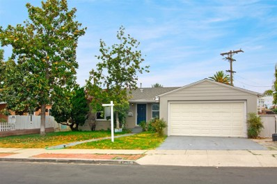 5636 Bonita Dr, San Diego, CA 92114 - #: 180046256