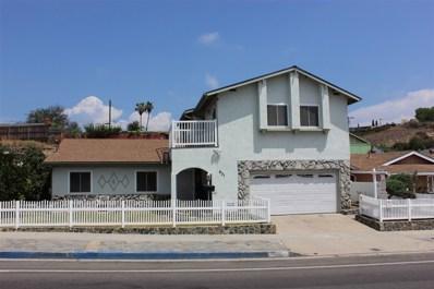 631 Meadowbrook Dr, San Diego, CA 92114 - MLS#: 180046311