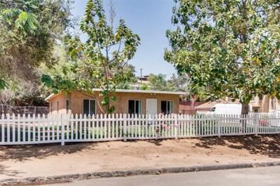 9644 Petite Ln, Lakeside, CA 92040 - MLS#: 180046333