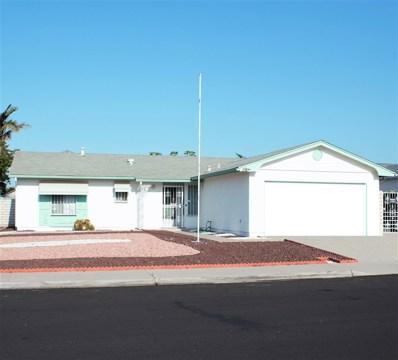 1614 Jasper Avenue, Chula Vista, CA 91911 - MLS#: 180046413