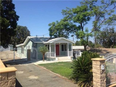 808 W 7th Ave, Escondido, CA 92025 - MLS#: 180046471