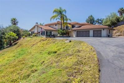 845 Leah Ln, Escondido, CA 92029 - MLS#: 180046472