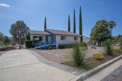 24037 Gymkhana Rd, Ramona, CA 92065 - MLS#: 180046481
