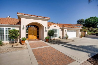 16609 Maverick Lane, Poway, CA 92064 - MLS#: 180046527