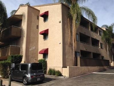 4540 60th St UNIT 211, San Diego, CA 92115 - MLS#: 180046542