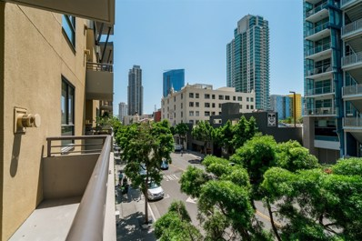 1277 Kettner Blvd UNIT 303, San Diego, CA 92101 - MLS#: 180046703