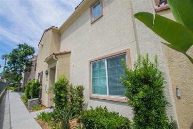 1313 Mother Lode Way UNIT 4, Chula Vista, CA 91913 - MLS#: 180046749
