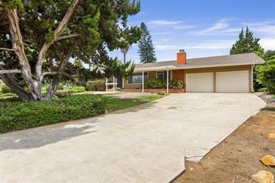 2265 Warmlands Ave, Vista, CA 92084 - MLS#: 180046774