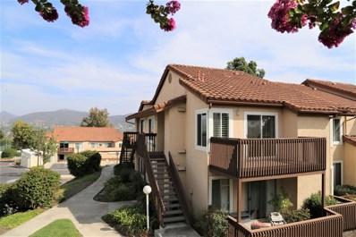 910 S Rancho Santa Fe Rd UNIT E, San Marcos, CA 92078 - MLS#: 180046777