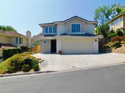 2177 Gibraltar Glen, Escondido, CA 92029 - MLS#: 180046785