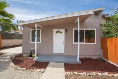 2891 College Blvd., Oceanside, CA 92056 - MLS#: 180046828