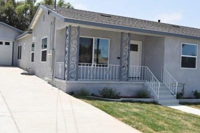 5421 Olvera Ave, San Diego, CA 92114 - MLS#: 180046837