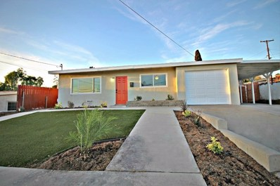 215 E Oxford, Chula Vista, CA 91911 - MLS#: 180046842