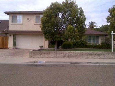 575 Wisteria Street, Chula Vista, CA 91911 - MLS#: 180046845