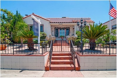 3567 Villa Terrace, San Diego, CA 92104 - MLS#: 180046888