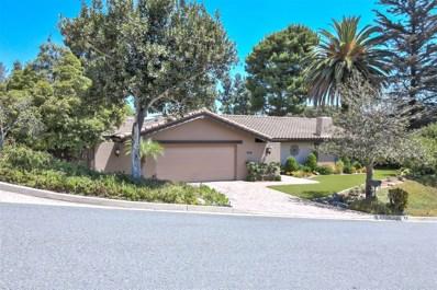 306 Dewitt Court, El Cajon, CA 92020 - MLS#: 180046911