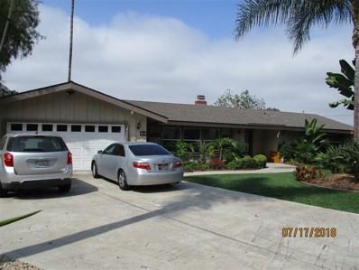 210 Camino Elevado, Bonita, CA 91902 - MLS#: 180046957