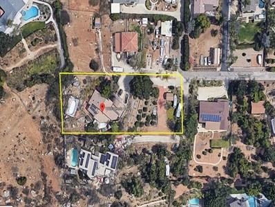 1925 Vereda Ct, El Cajon, CA 92019 - MLS#: 180046969