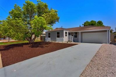115 Garrett Ave, Chula Vista, CA 91910 - MLS#: 180047019